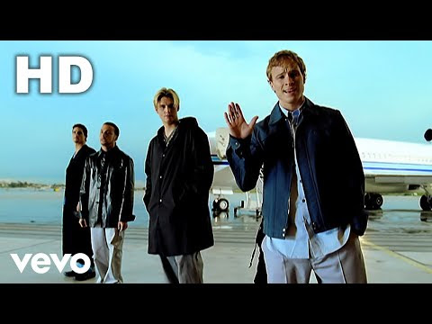 Backstreet Boys - I Want It That Way:歌詞+中文翻譯