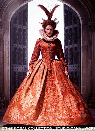 Cate Blanchett in Elizabeth:The Golden Age