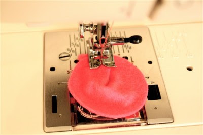 sew the dart