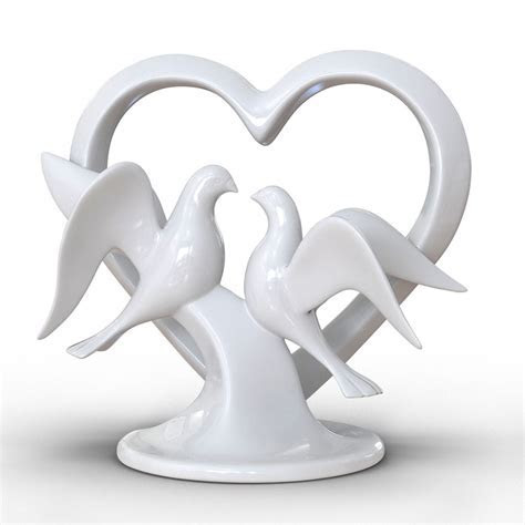 wedding cake topper 3d model