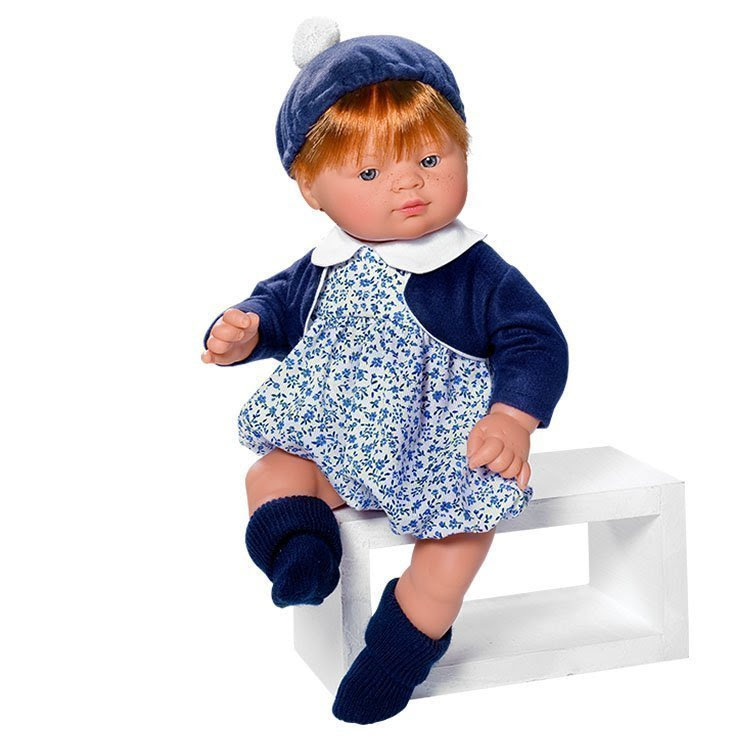 Foto de Guille, muñeco de 36 centímetros de la marca de muñecas Así.