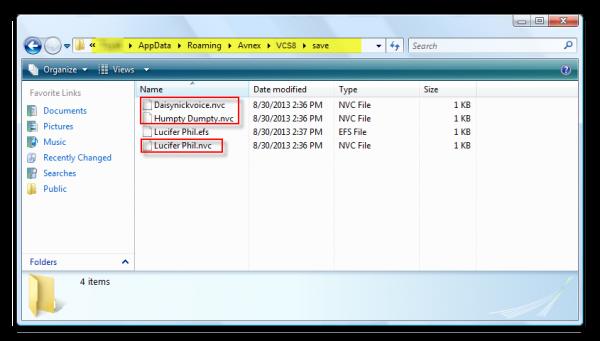 """Copy nickvoice components to """"save"""" folder"""