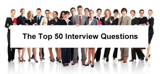 top 50 interview qs 510 v2 50 سؤالاً لن تخــرج عنهــم أسئلـة مقابــلات العمــل فى أي مجــال