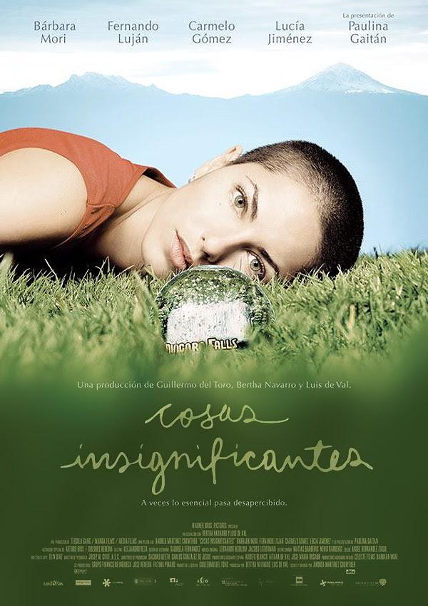 Cosas insignificantes (Andrea Martínez, 2.008)