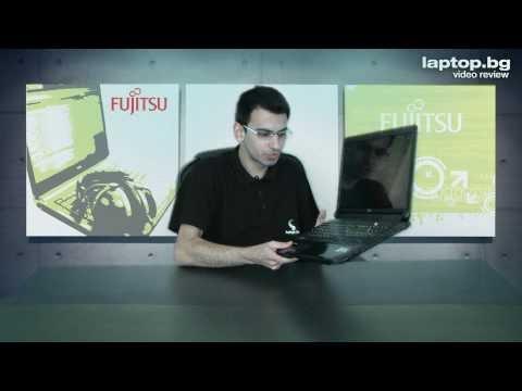 Fujitsu LifeBook AH530 video review