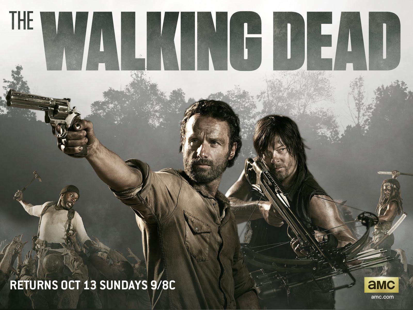 The Walking Dead Wallpaper 1600x1200 82164