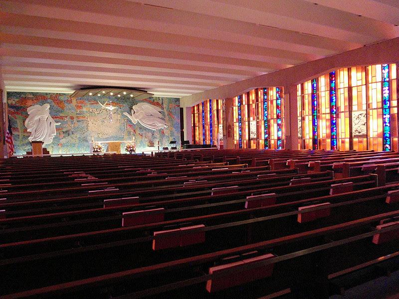 United States Air Force Academy, Catholic Chapel