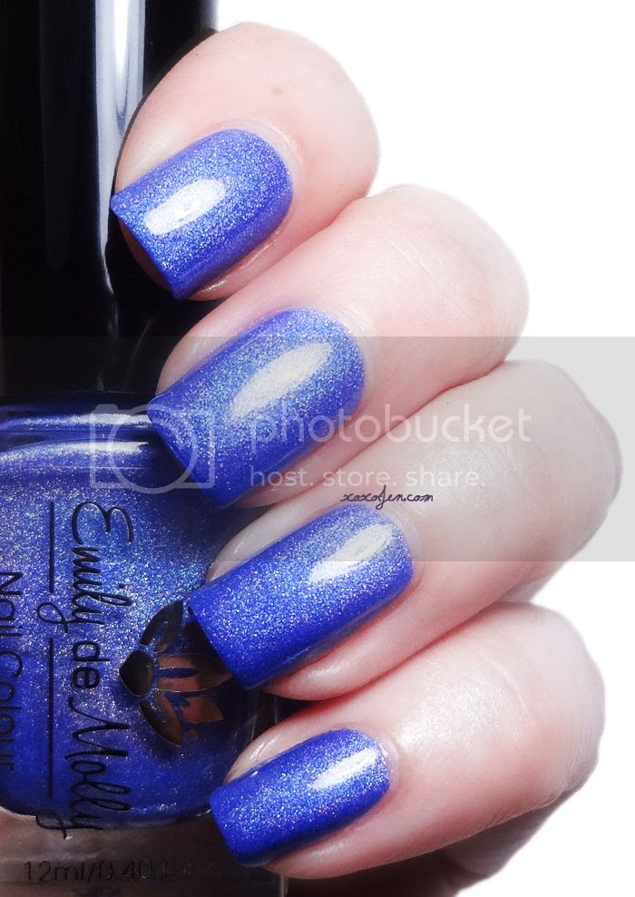 xoxoJen's swatch of Emily de Molly Imperfect Harmony