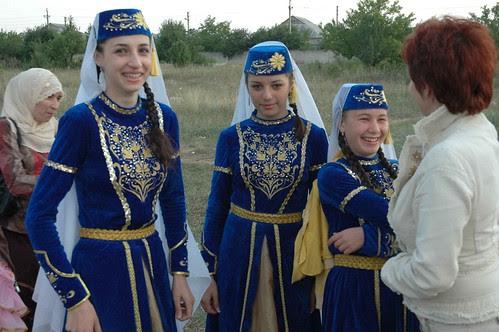 International Day of World Indigenous Peoples in Crimea (Simferopol, Ukraine), 08.08.2009