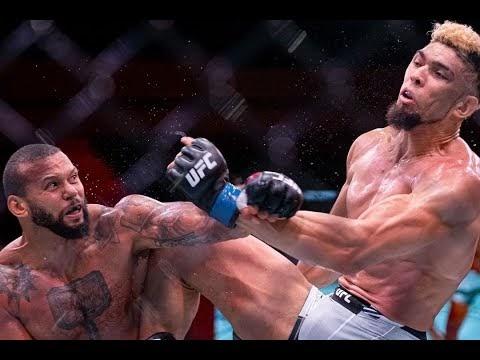 VÍDEO: Assista à vitória de Thiago Marreta sobre Johnny Walker no UFC Las Vegas 38
