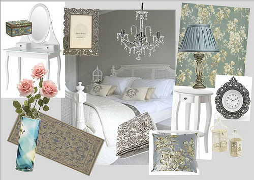 French Bedroom | Decoholic