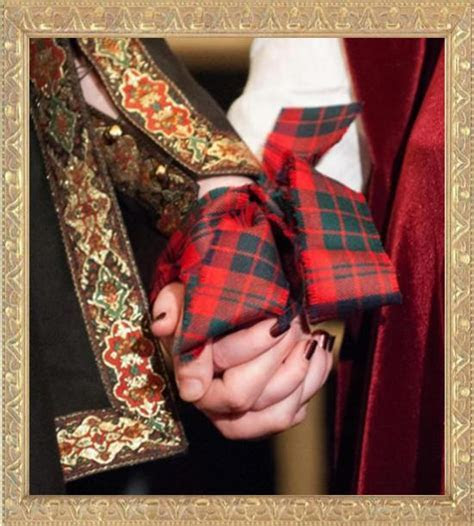 Handfasting in the Scottish Tradition