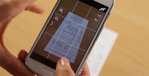 كيف تقوم بتحويل هاتفك الذكي إلى ماسح ضوئي بجعل الوثائق PDF قابلة للتعديل بإستعمال الكاميرا فقط !