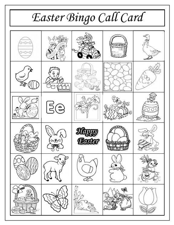 Calling bingo