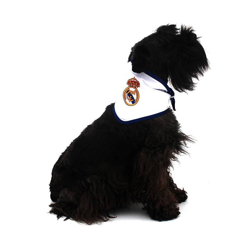 Bandolera Real Madrid para tu mascota - 70 cm
