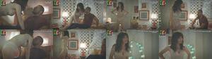 Filipa Pinto super sensual em lingerie na novela A Prisioneira