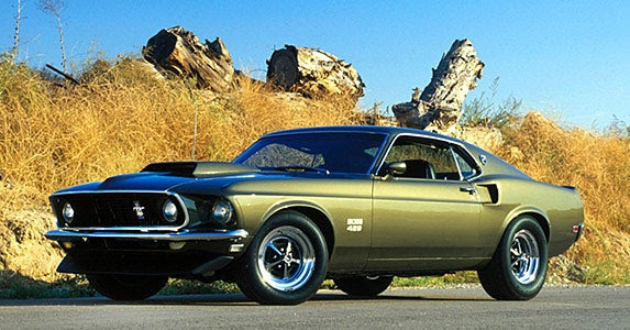 MIT Engineering, Services & Info: DO YOU LIKE MUSCLE CARS?