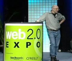 Clay Shirky at Web 2.0