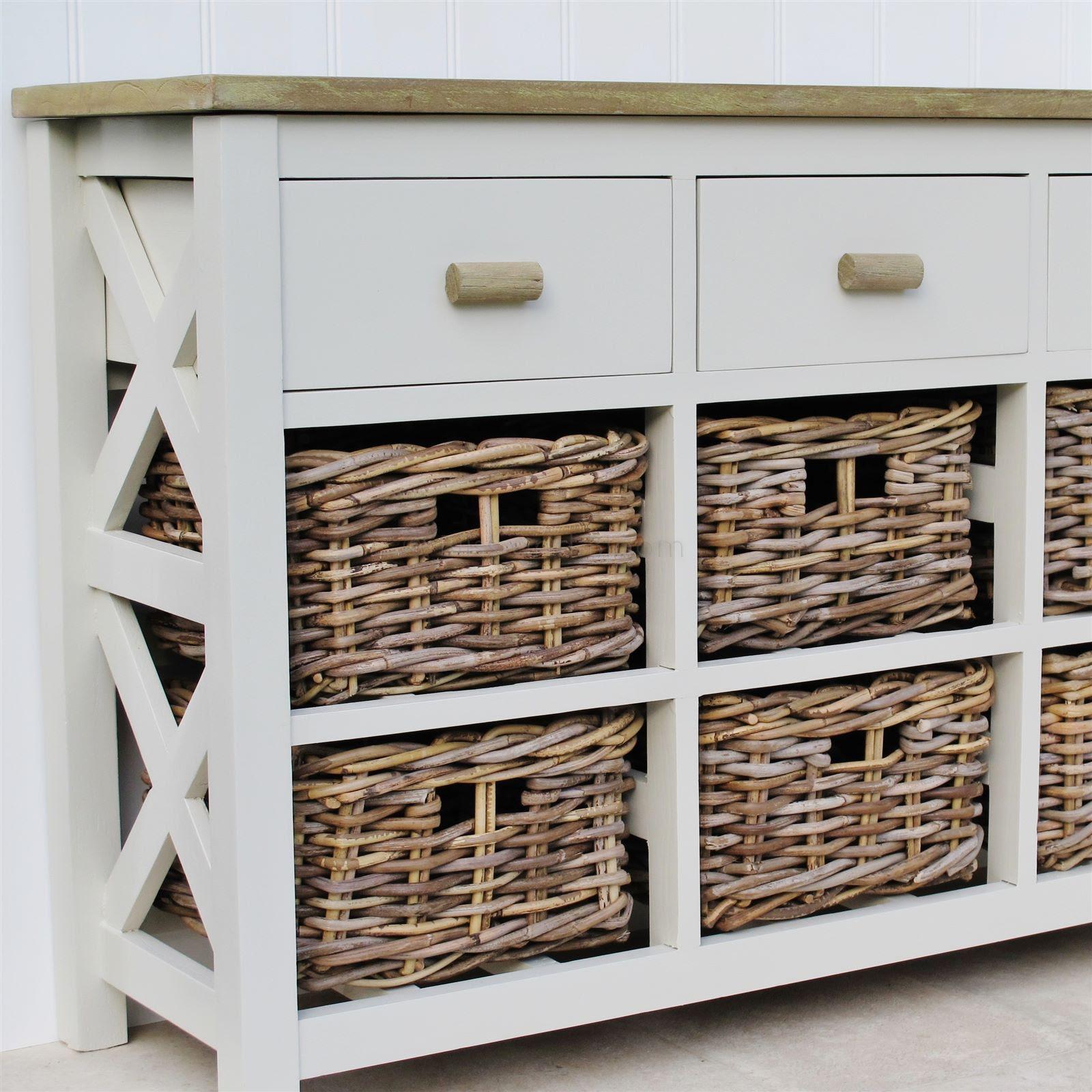 Basket Storage Unit Ikea