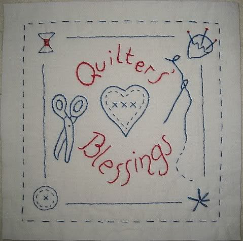 Quilters' Blessings main