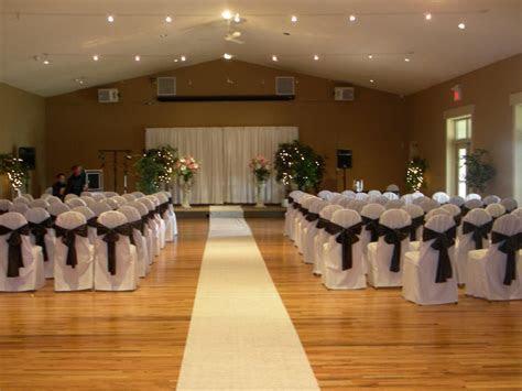 Reception hall decor designs, simple wedding reception