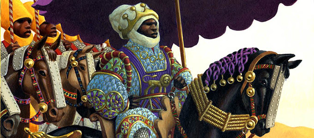 Mansa Musa (cover)