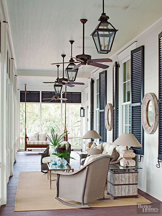 Remodelaholic | Southern Charm ~ Decorating Inspired by ...