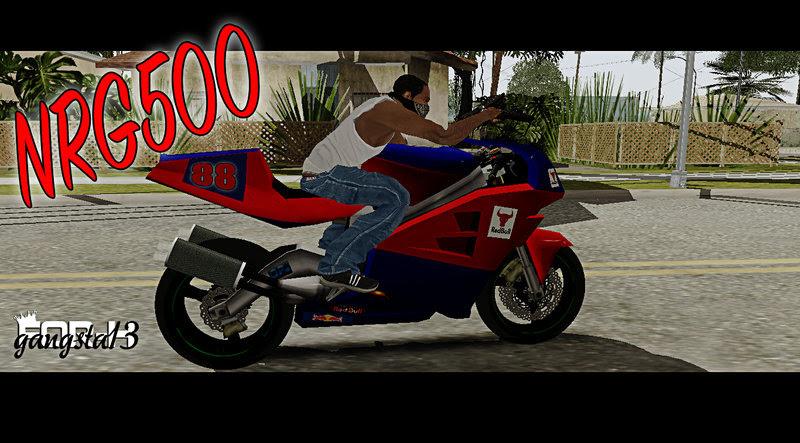 Gta San Andreas Nrg500 Mod Mod Gtainside Com