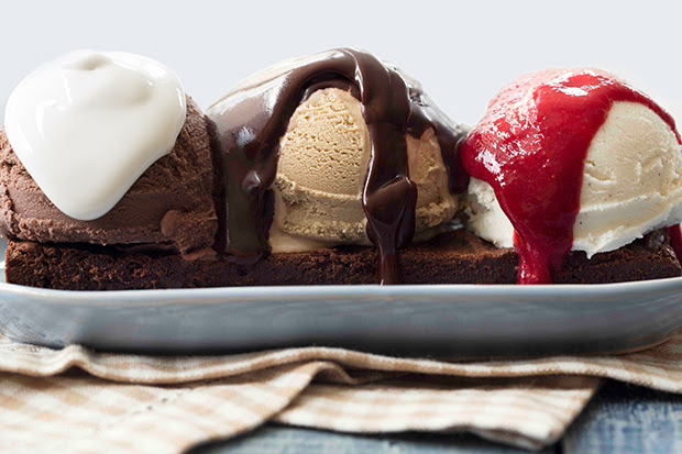 The Ultimate Brownie Sundae recipe