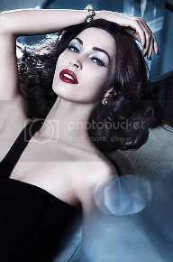 Megan Fox for Armani Holiday Beauty Collection