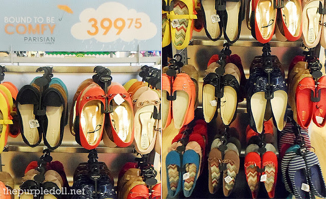 Parisian Shoe Sale