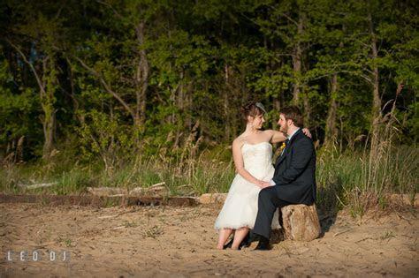 Matapeake Beach Wedding Reception: Allison   Aaron