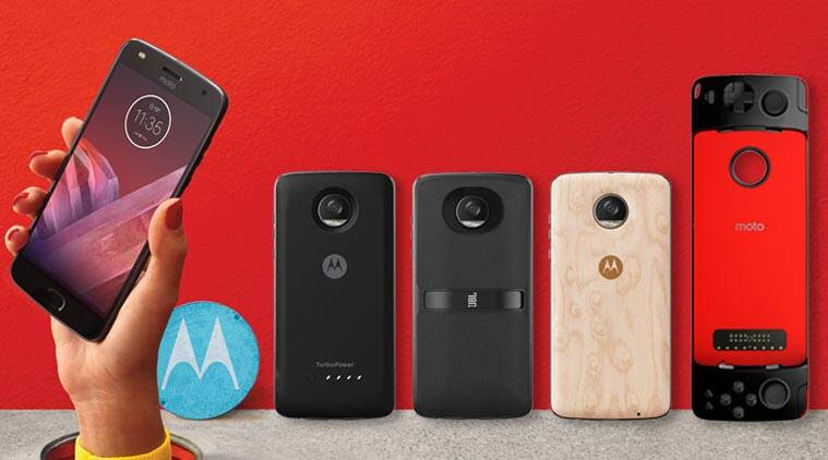 Image result for motorola has launched new moto mods