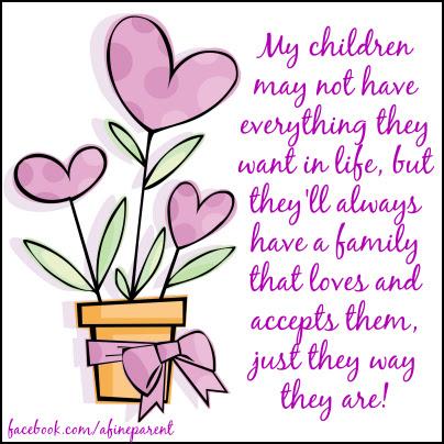 Raising A Close Knit Family A Fine Parent