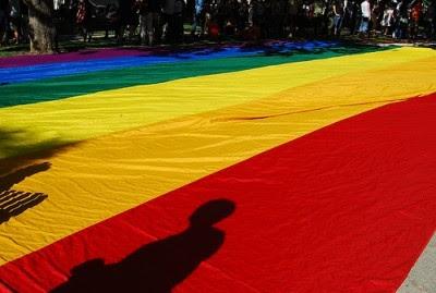 Marcha LGBT, Lisboa 2009 - Foto de Ana Candeias