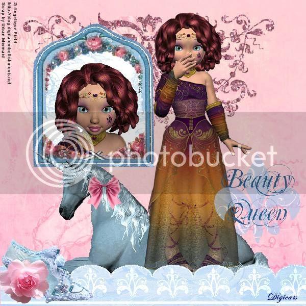 Princess,Unicorn,Fantasy