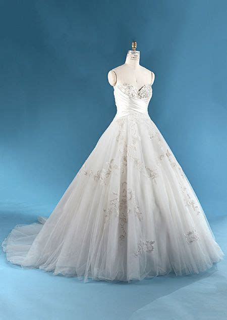 The Snow White wedding gown from the Alfred Angelo Bridal