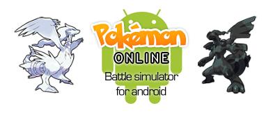 pokemon online Android