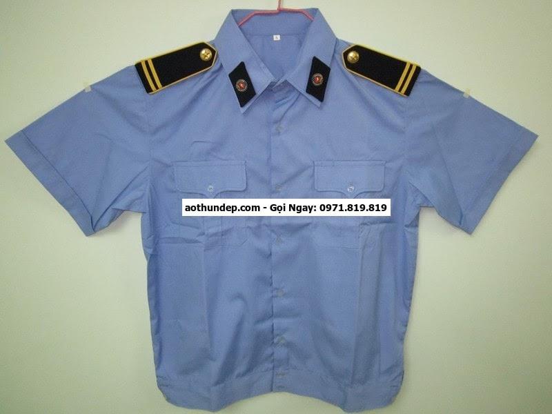 giá đồng phục bảo vệ