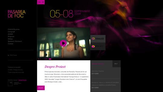darksites37 50 Diseños web oscuros para inspirarte