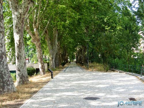 Jardim do Polis Leiria (Centro) - Via (1) [en] Polis Garden of Leiria, Portugal