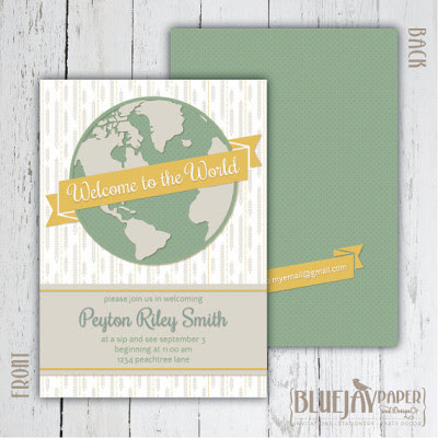 Baby Welcome To The World Baby Shower Ideas Baby Shower Ideas