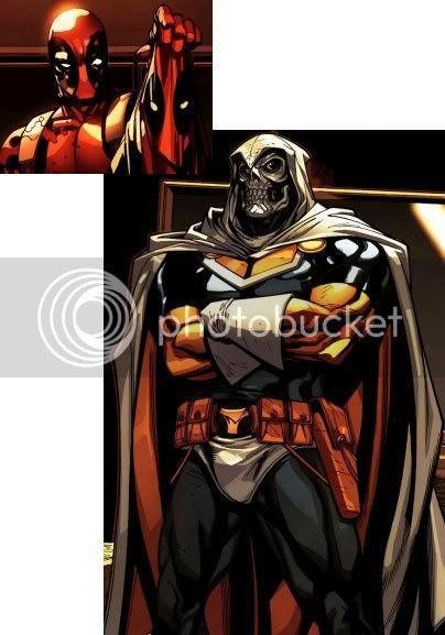 Thunderbolts & Deadpool: Reinado Sombrio