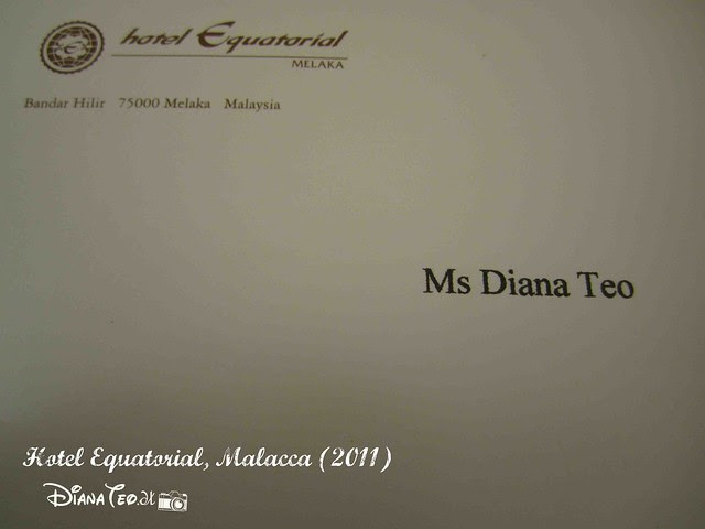 Hotel Equatorial Malacca 14