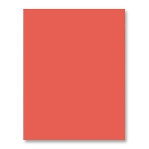 Simon Says Stamp Card Stock 100# BURNT ORANGE OR22