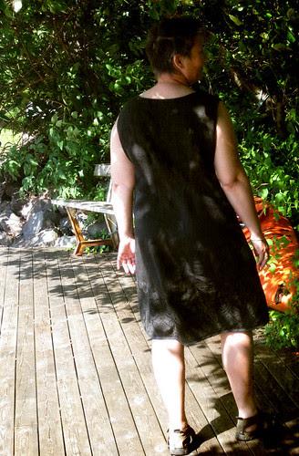 black dress #2 :: sort kjole