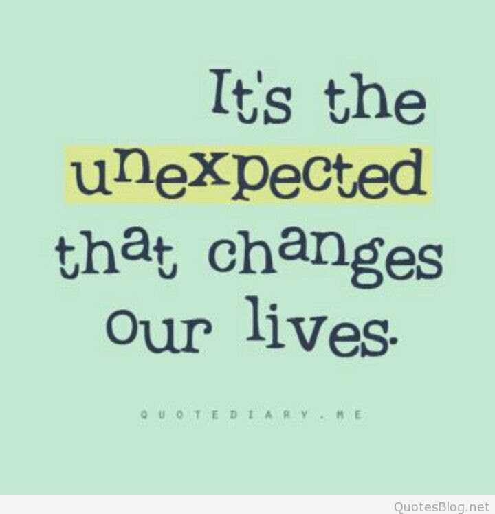 Quotes About New Unexpected Love 22 Quotes