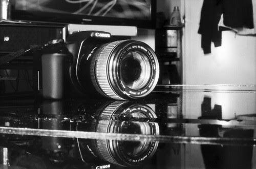 Canon Rebel XS dSLR