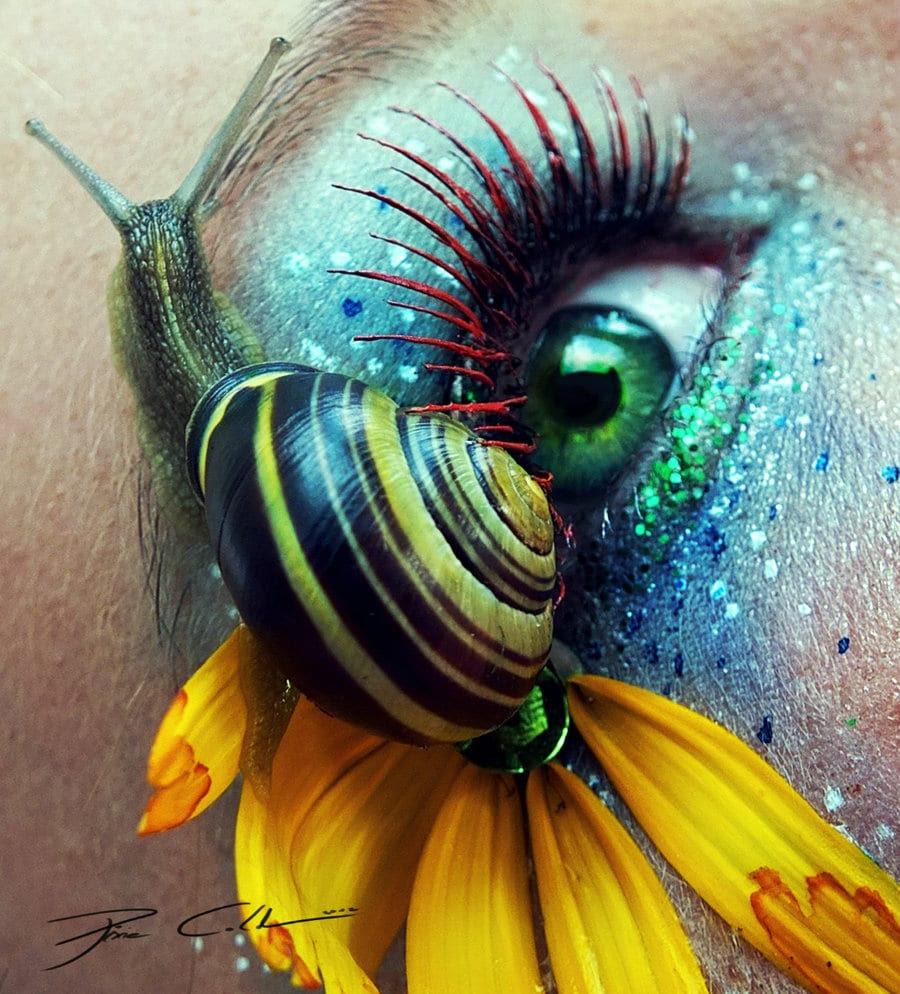 Makeup art designs