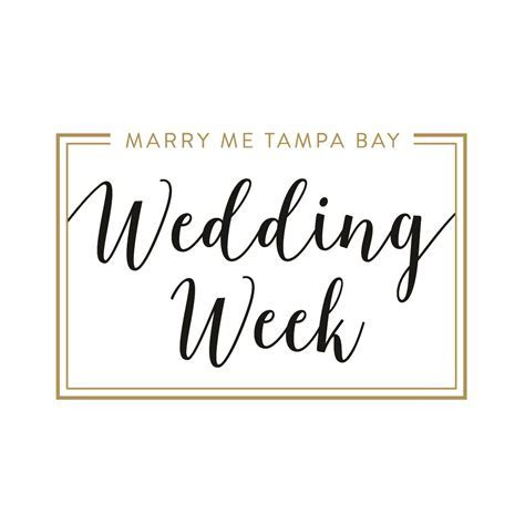 Tampa Bay's Most Luxury Bridal Show   Wedding Week 2017
